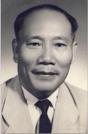 Cố Mục sư Lê Văn Thái