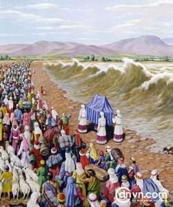 Giô-suê người lãnh đạo gương mẫu