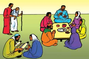 Hội Thánh đầu tiên Công vụ 2:42
