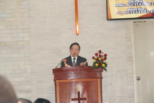 Lời Chúa - MSNC Nguyễn Đình Tín