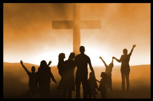 Vì Đức Chúa Trời yêu thương thế gian đến nỗi đã ban con một của Ngài