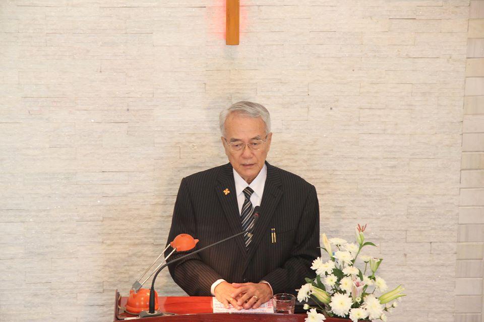 Mục sư Ngô Văn Bửu Tình Chúa vẫn còn nguyên