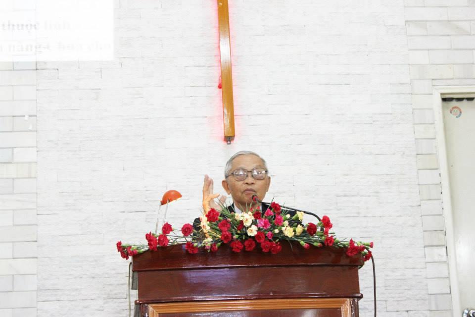 Mục sư Lê Đình Ân