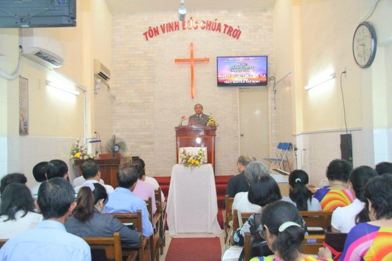 Đấng Christ và Hội Thánh - MS Phan Quang Thiệu