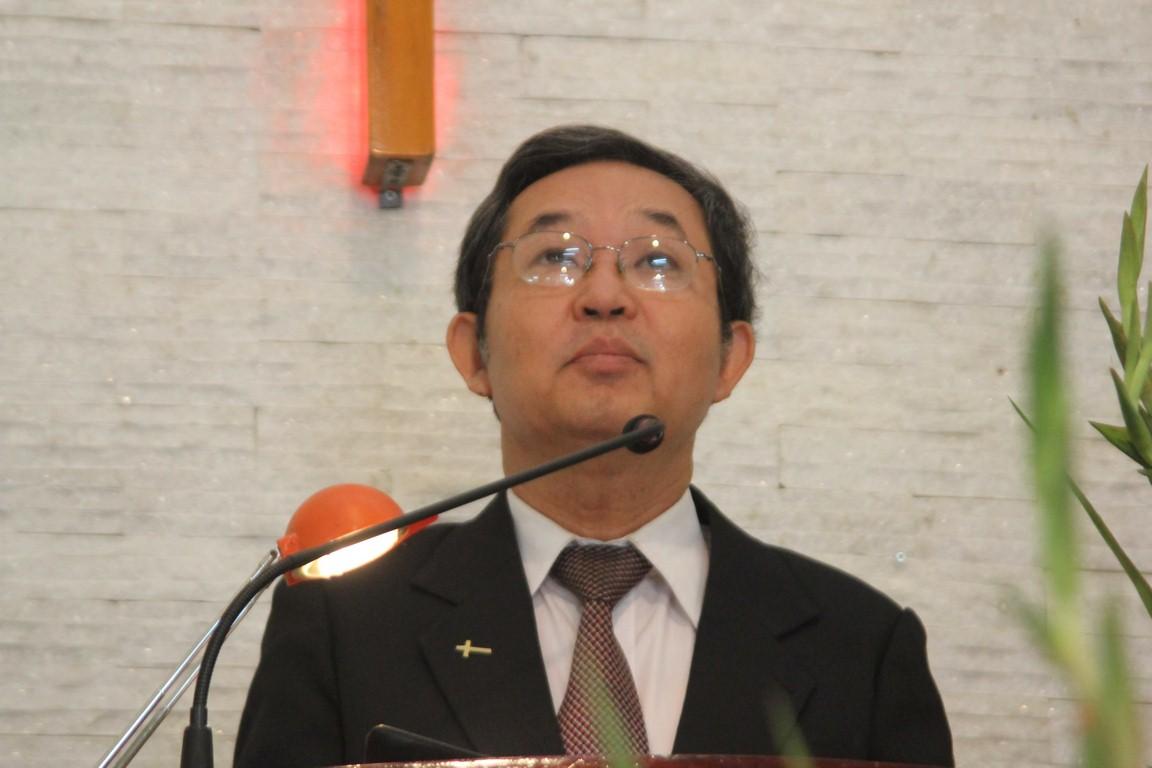 Mục sư Đặng Văn Thơ