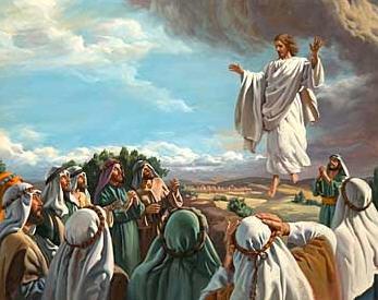 Chúa Jesus thăng thiên