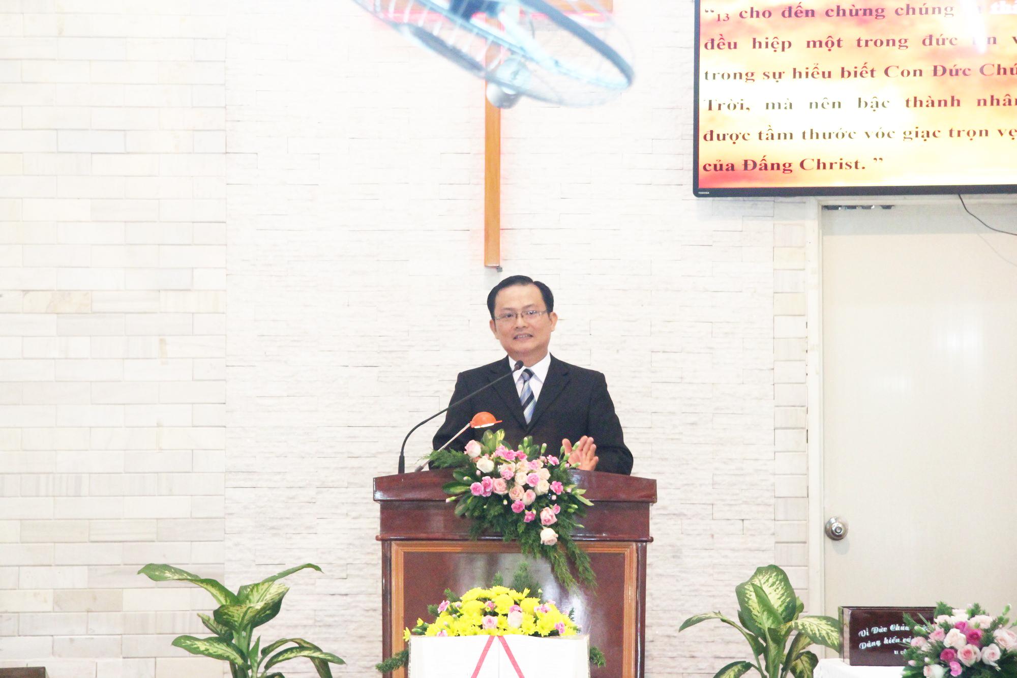 Truyền đạo Trần Huỳnh Quốc Việt