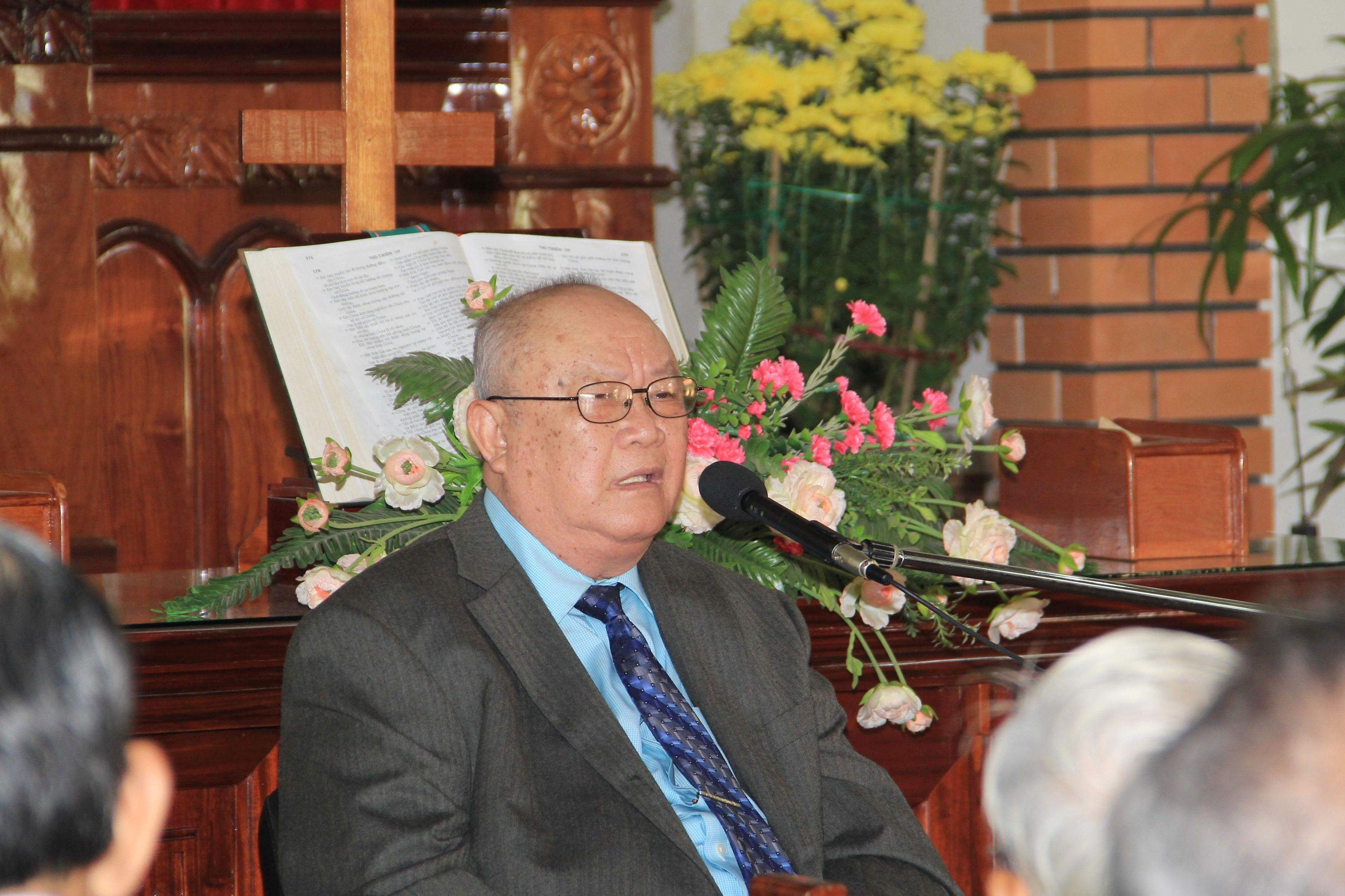Mục sư Lê Tự Cam