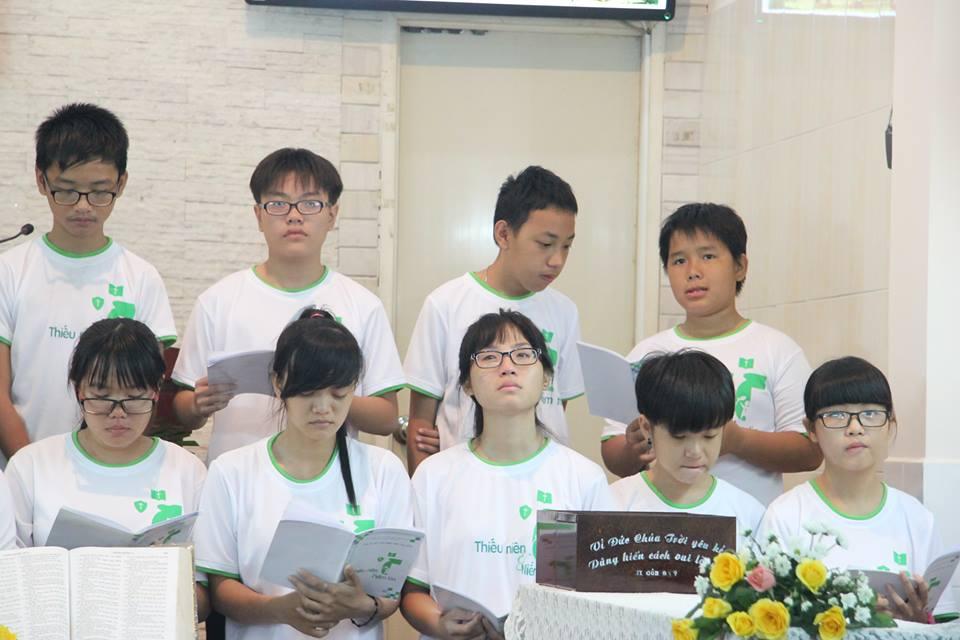 Cảm nhận Gặp Chúa sau trại hè Thiếu niên và niềm tin