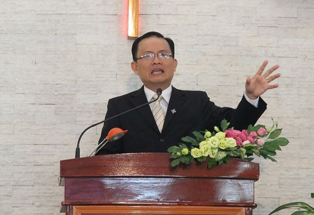 Con người nao trong tôi - MSNC Trần Huỳnh Quốc Việt