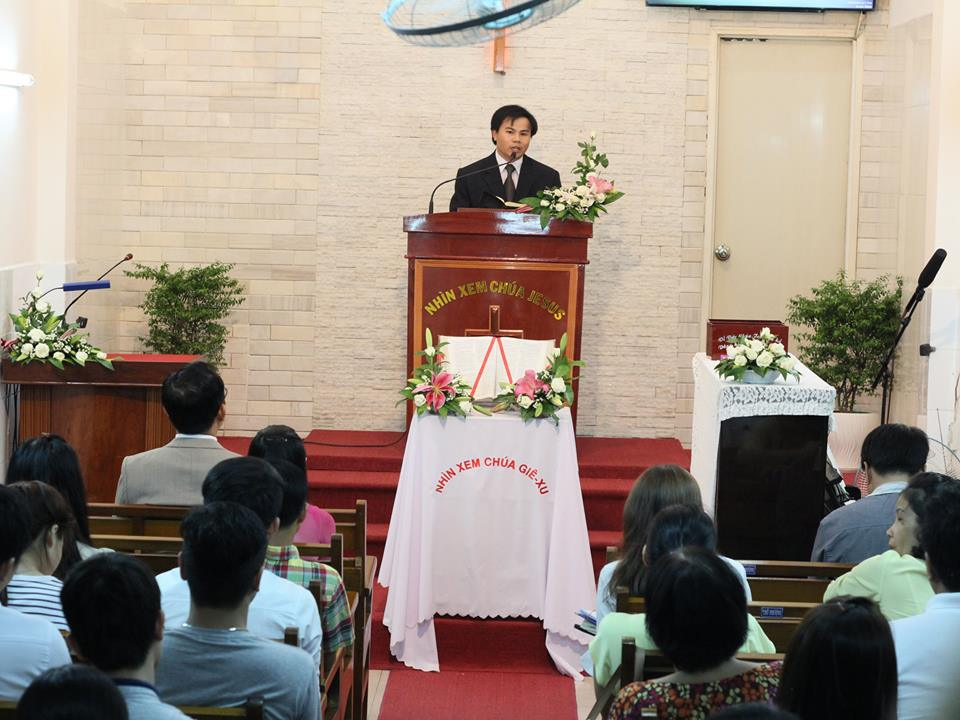 Lễ 2 HÃY TỈNH THỨC - MSNC Nguyễn Minh Công