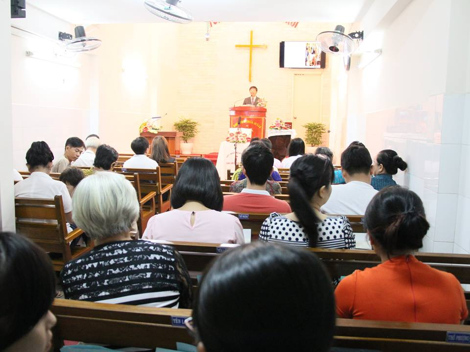 HTTL Bình Thới - Lễ 2 - Tâm tình phục vụ
