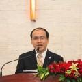 MSNC Trương hoài Ân - giảng lời Chúa