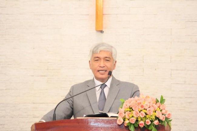 PHải đầy dẫy Đức Thánh Linh - MS Phan Minh Nghĩa