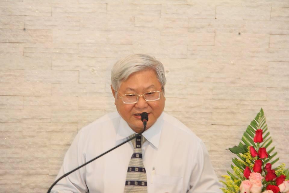 Tình Cha - Mục sư Phan Quang Trung