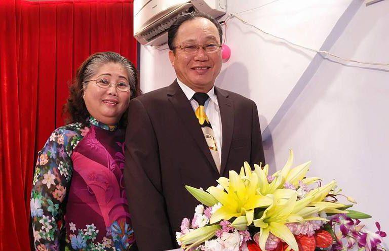 Ông bà Mục Sư Phan Quang Vũ - Hội Thánh Ngô Gia Tự