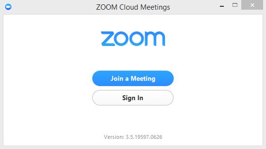 Cách cài đặt phần mềm ZOOM để tham gia nhóm họp trực tuyến