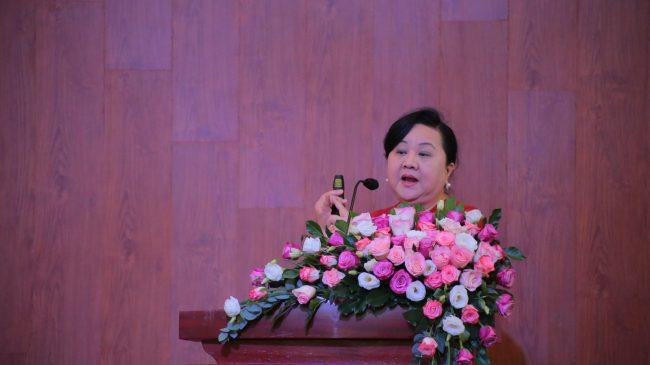 BS Lưu Thị Hoàng Anh