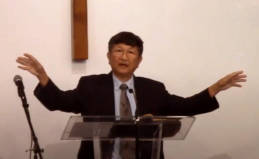 Mục sư Hà Minh Vinh