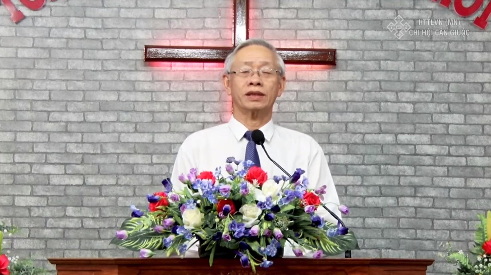 Mục sư Trần Thanh Dũng