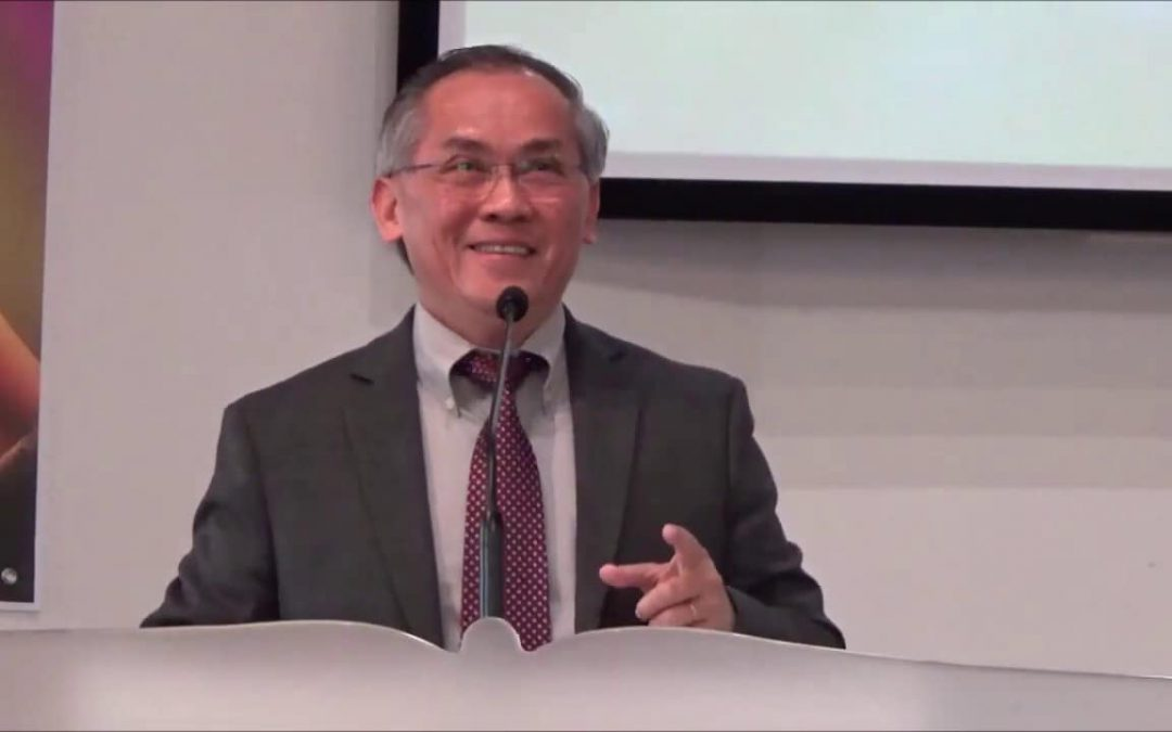 CÁC VÍ DỤ CỦA CHÚA JÊSUS VỀ NƯỚC THIÊN ĐÀNG | Mục sư Trần Trọng Nha